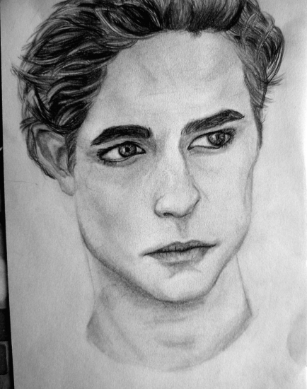 Robert Pattinson by Juls72